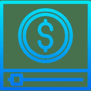 Comparatif Monétisation de l'éditeur