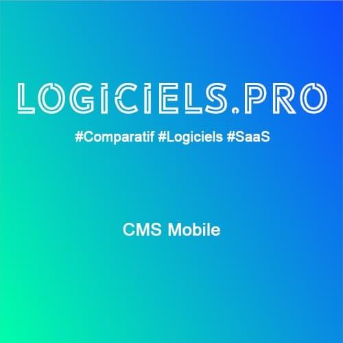 Comparateur CMS Mobile : Avis & Prix