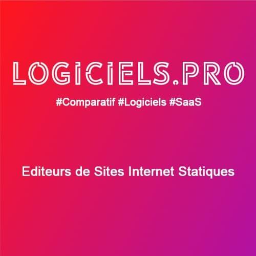 Comparateur Editeurs de Sites Internet Statiques : Avis & Prix