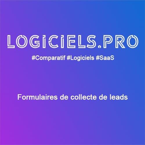 Comparateur Formulaires de collecte de leads : Avis & Prix
