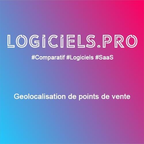 Comparateur Géolocalisation de points de vente : Avis & Prix