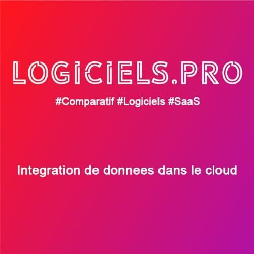 Comparateur Intégration de données dans le cloud : Avis & Prix