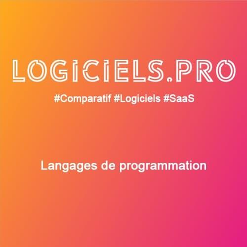 Comparateur Langages de programmation : Avis & Prix
