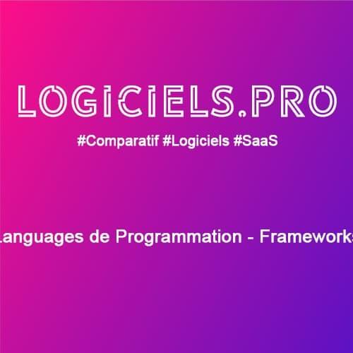 Comparateur Languages de Programmation - Frameworks : Avis & Prix