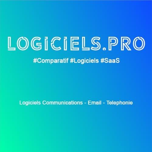 Comparateur logiciels Communications - Email - Téléphonie : Avis & Prix