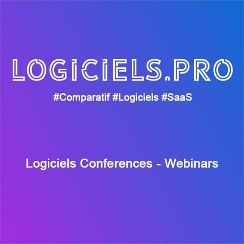 Comparateur logiciels Conférences - Webinars : Avis & Prix