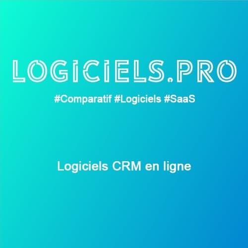 Comparateur logiciels CRM en ligne : Avis & Prix