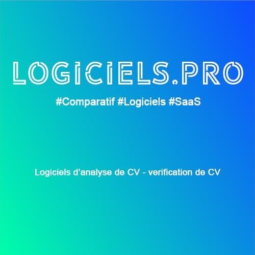 Comparateur logiciels d'analyse de CV - vérification de CV : Avis & Prix