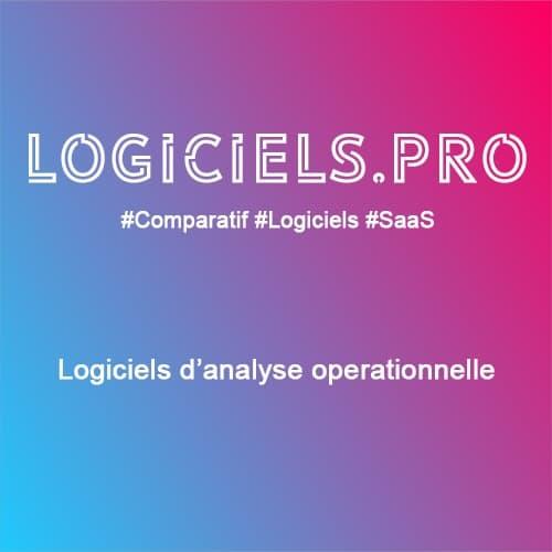 Comparateur logiciels d'analyse opérationnelle : Avis & Prix
