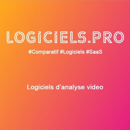 Comparateur logiciels d'analyse vidéo : Avis & Prix
