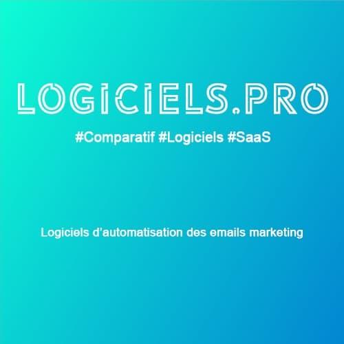 Comparateur logiciels d'automatisation des emails marketing : Avis & Prix
