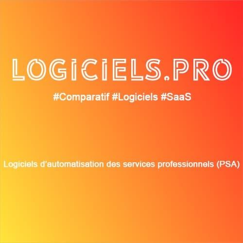 Comparateur logiciels d'automatisation des services professionnels (PSA) : Avis & Prix