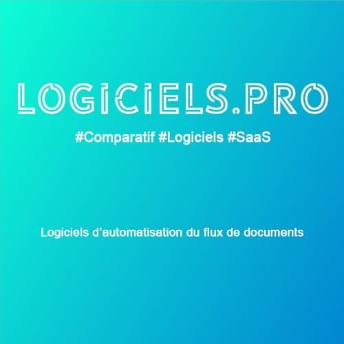 Comparateur logiciels d'automatisation du flux de documents : Avis & Prix