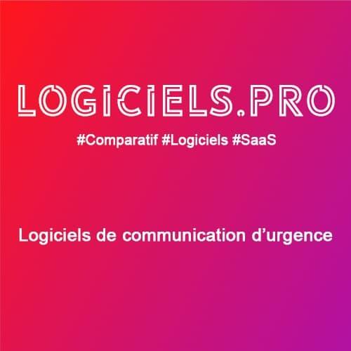 Comparateur logiciels de communication d'urgence : Avis & Prix