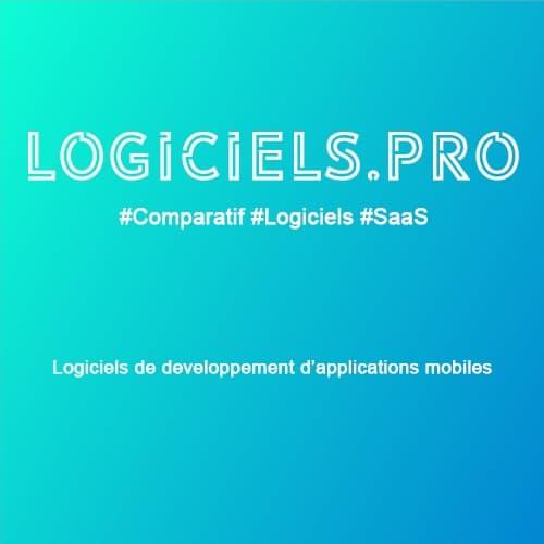 Comparateur logiciels de développement d'applications mobiles : Avis & Prix