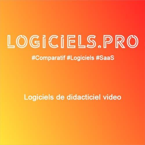 Comparateur logiciels de didacticiel vidéo : Avis & Prix