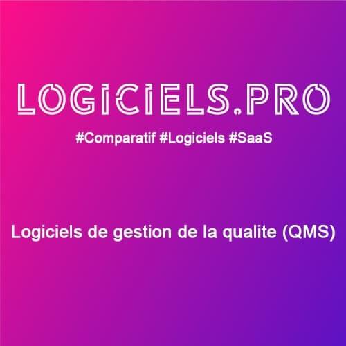 Comparateur logiciels de gestion de la qualité (QMS) : Avis & Prix