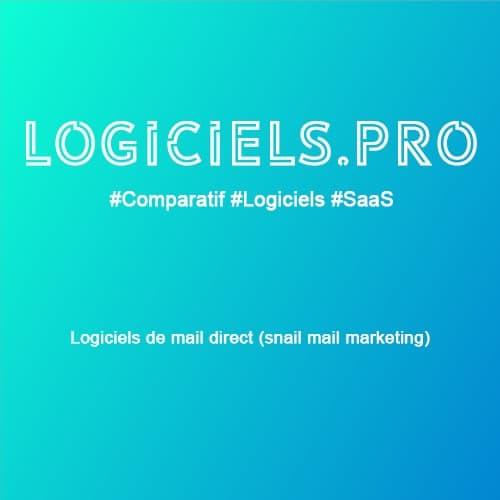 Comparateur logiciels de mail direct (snail mail marketing) : Avis & Prix