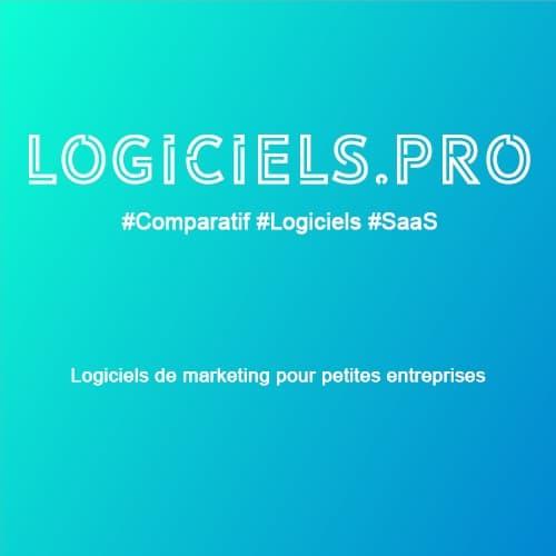 Comparateur logiciels de marketing pour petites entreprises : Avis & Prix