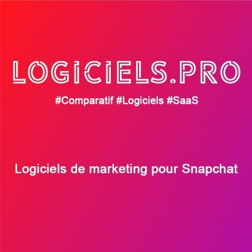 Comparateur logiciels de marketing pour Snapchat : Avis & Prix