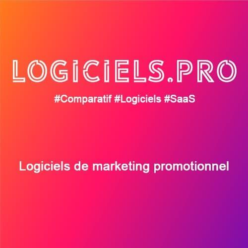 Comparateur logiciels de marketing promotionnel : Avis & Prix