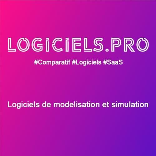 Comparateur logiciels de modélisation et simulation : Avis & Prix