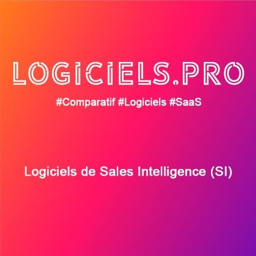Comparateur logiciels de Sales Intelligence (SI) : Avis & Prix