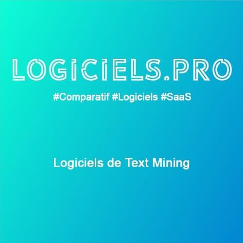 Comparateur logiciels de Text Mining : Avis & Prix