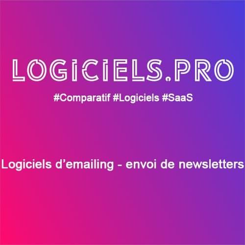 Comparateur logiciels d'emailing - envoi de newsletters : Avis & Prix