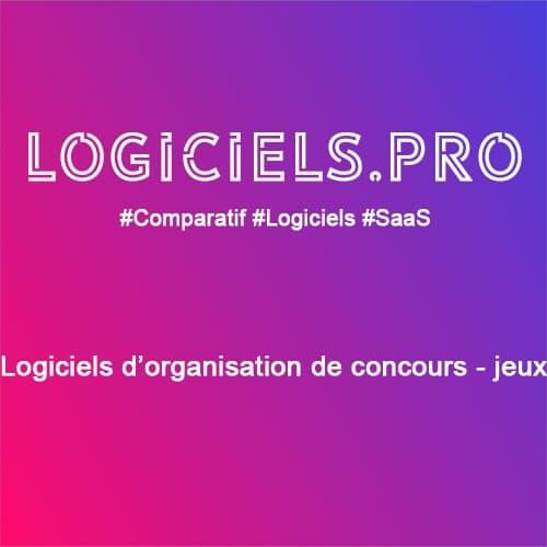 Comparateur logiciels d'organisation de concours - jeux : Avis & Prix