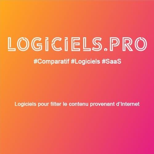 Comparateur logiciels pour filter le contenu provenant d'Internet : Avis & Prix