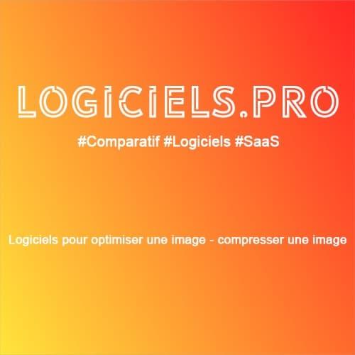 Comparateur logiciels pour optimiser une image - compresser une image : Avis & Prix
