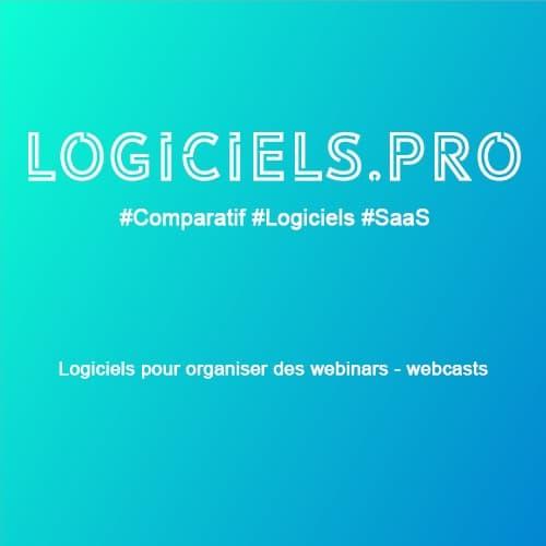 Comparateur logiciels pour organiser des webinars - webcasts : Avis & Prix