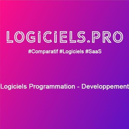 Comparateur logiciels Programmation - Développement : Avis & Prix