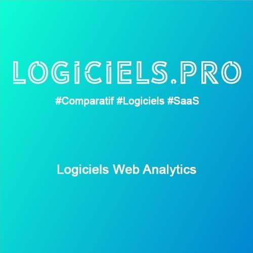 Comparateur logiciels Web Analytics : Avis & Prix