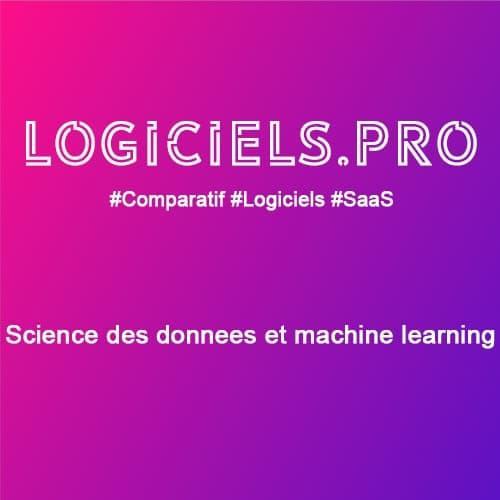 Comparateur Science des données et machine learning : Avis & Prix