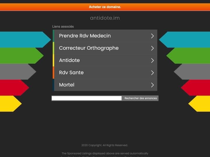 Meilleur logiciel Bureautique : Antidote, Aidodys