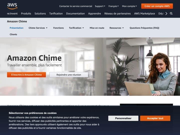 Meilleur logiciel Conférences - Webinars : Chime, Thisisdrum