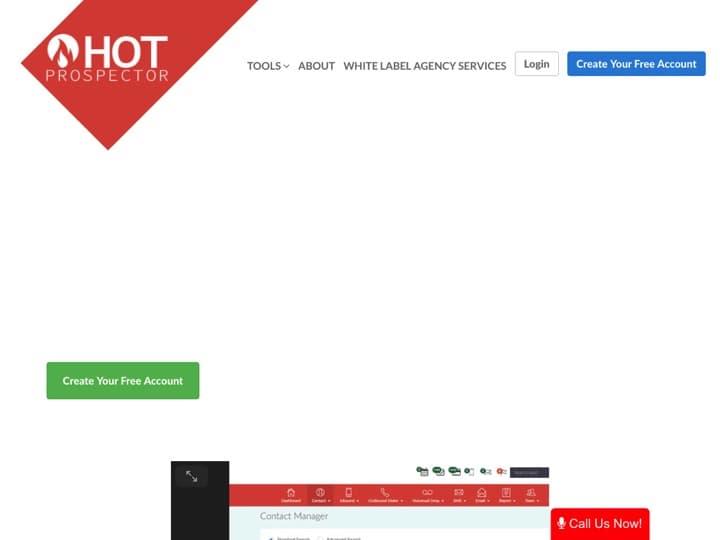 Meilleur logiciel d'analyse et suivi des appels téléphoniques : Hotprospector, Tenfold
