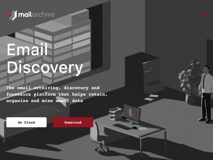 Meilleur logiciel d'archivage des emails : Mailarchiva, Jungledisk