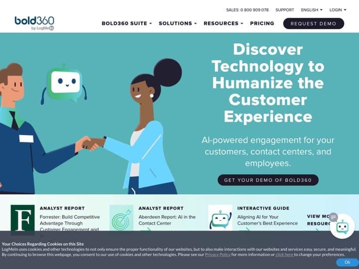 Meilleur logiciel d'automatisation du service clients : Nanorep, Kylie