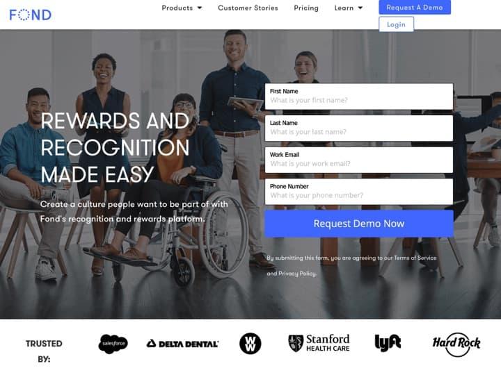 Meilleur logiciel de bien etre des employés : Anyperk, Incentfit