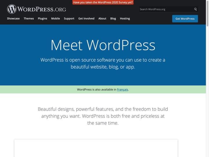 Meilleur logiciel de création de contenu optimisé SEO : Wordpress, Wordai