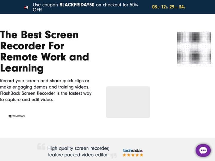 Meilleur logiciel de didacticiel vidéo : Flashbackrecorder