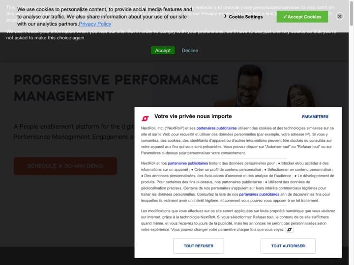 Meilleur logiciel de feedbacks des employés : Engagedly, Reviewsnap