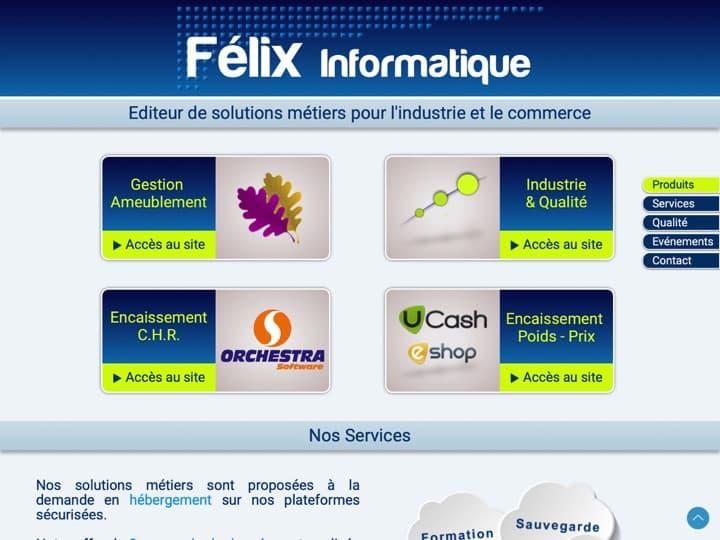 Meilleur logiciel de gestion commerciale et de vente : Felix, Topsolid