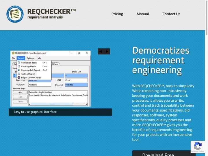 Meilleur logiciel de gestion de la qualité (QMS) : Reqchecker, 2Ioconseil