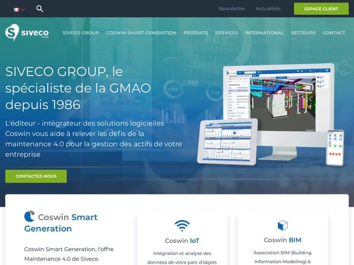 Meilleur logiciel de gestion de maintenance assistée par ordinateur (GMAO) : Siveco, Soli