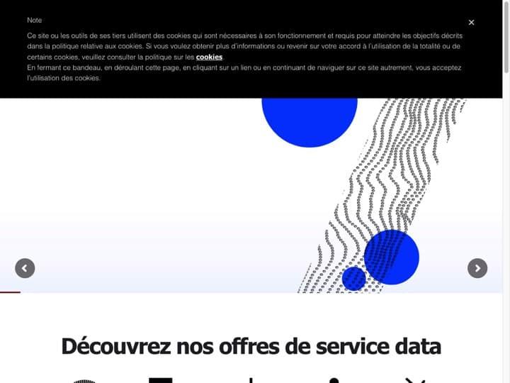 Meilleur logiciel de gestion des données clients (CDP - Customer Data Plateform) : Ysance