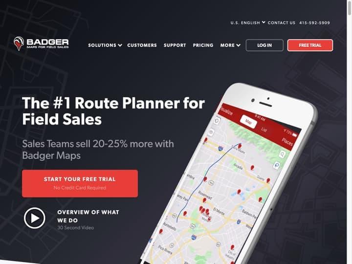 Meilleur logiciel de gestion des transports - véhicules - flotte automobile : Badgermapping, Mcleodsoftware